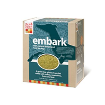 Embark Dehydrated Dry Dog Food