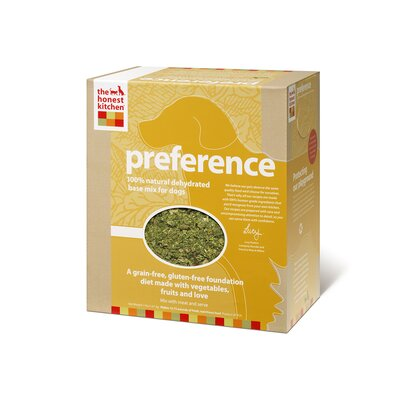 The Honest Kitchen Preference Dehydrated Dry Dog Food