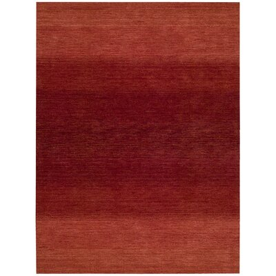 Calvin Klein Home Rug Collection Linear Glow Sumac Rug