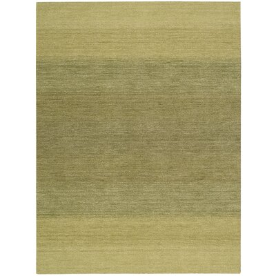 Calvin Klein Home Rug Collection Linear Glow Green Rug