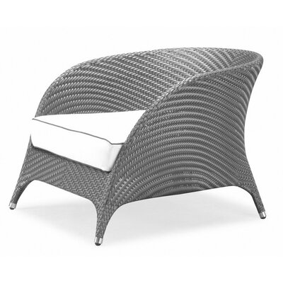 Flora Lounge Chair with Cushions