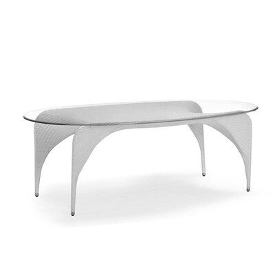 100 Essentials Rivage Oval Dining Table