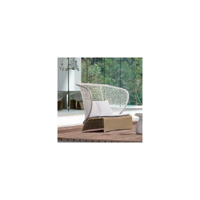 100 Essentials Exotica High Back Loveseat with Cushions