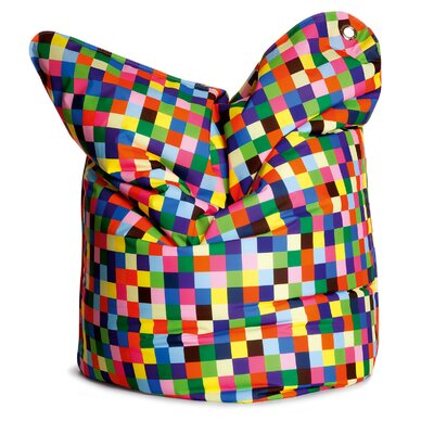 Fashion Bull Happy Pixels Bean Bag Lounger