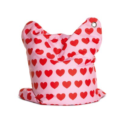 Fashion Mini Bull Heartbeat Bean Bag Lounger