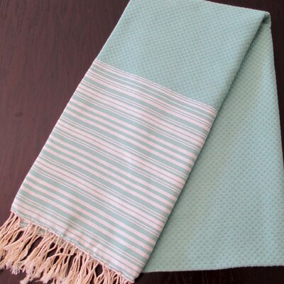 Scents and Feel Honey Comb Fouta Towel