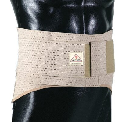 ITA-MED Co Elastic Duo-Adjustable Back Support Belt