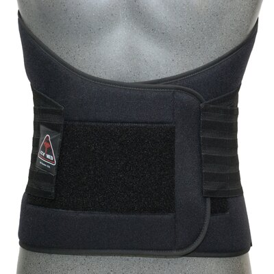 ITA-MED Co Improved Extra Strong Lower Back Support