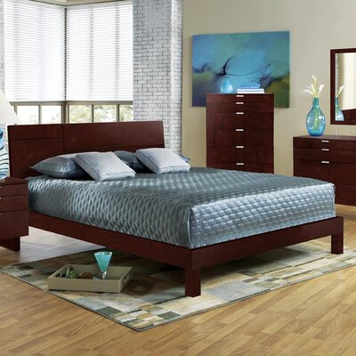 Brazil Furniture Group Violet Panel Bedroom Collection