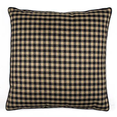 TOSS by Daniel Stuart Studio Buffalo Check Cotton Pillow