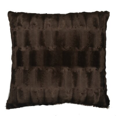 Faux Fur Rabbit Cotton Pillow