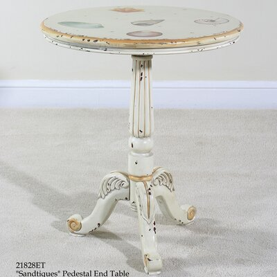 Ultimate Accents Sandtiques End Table