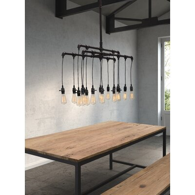 Zuo Era Maldonite 16 Light Pendant