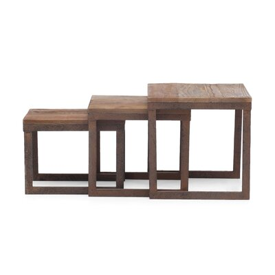 Zuo Era Civic Center Nesting End Tables