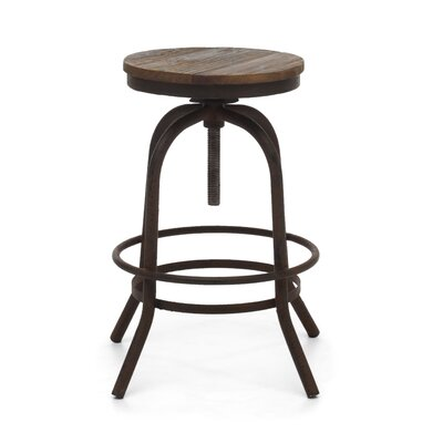 Zuo Era Twin Peaks Bar Stool