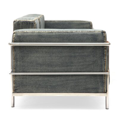 Zuo Era Lasso Denim Living Room Collection