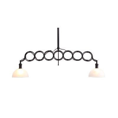 Zuo Era Jade 2 Light Ceiling Lamp