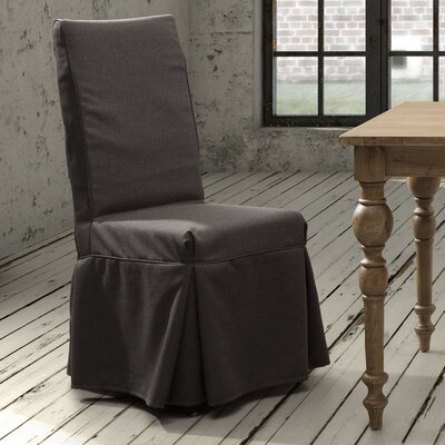 Zuo Era Dog Patch Linen Slipcovered Chair