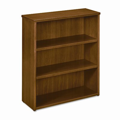 Basyx by HON BW Veneer 3 Shelf Bookcase
