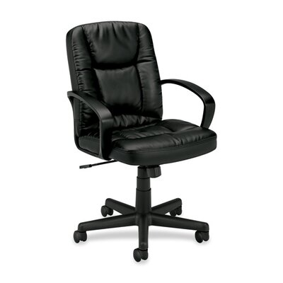 Basyx by HON VL171 Executive Mid-Back Chair