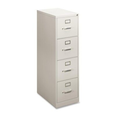 Basyx by HON 4-Drawer Letter Cabinet