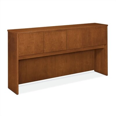 Basyx by HON Veneer Desk Hutch
