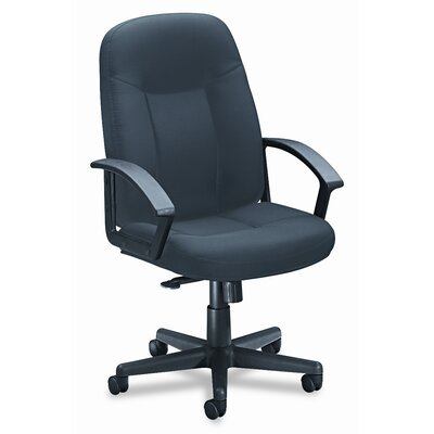 Basyx by HON VL601 Series Mid-Back Managerial Chair