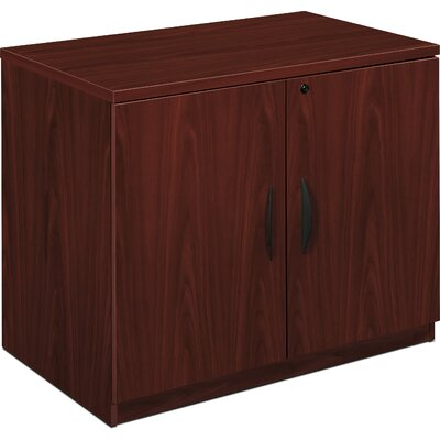 Basyx by HON BL Series 2 Door Storage Cabinet