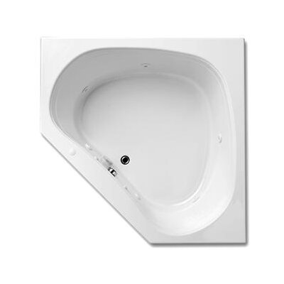 Integrity C6060 Microsilk 60 Quot X 60 Quot Air Tub Wayfair