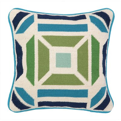 Trina Turk Residential Novato Needlepoint Pillow