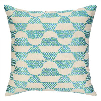 Trina Turk Residential Ventura Embroidered Pillow