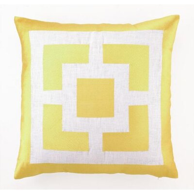 Trina Turk Residential Palm Springs Block Pillow
