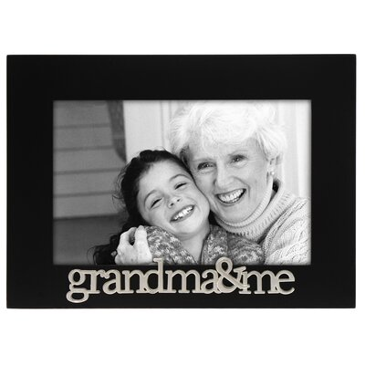 Malden Expressions Grandma and Me Picture Frame