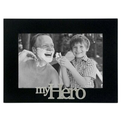 Malden Expressions My Hero Picture Frame