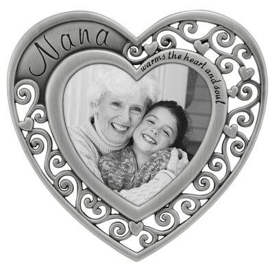 Malden Nana Heart Picture Frame