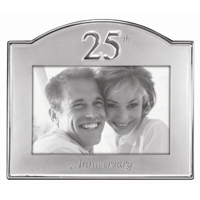 Malden Malden 25th Anniversary Picture Frame