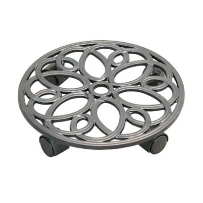 Innova Hearth and Home Classic Round Trivet Plant Stand