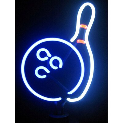 Neonetics Bowling Neon Sculpture