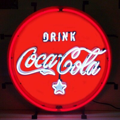 Neonetics Coca-Cola Coke Neon Sign