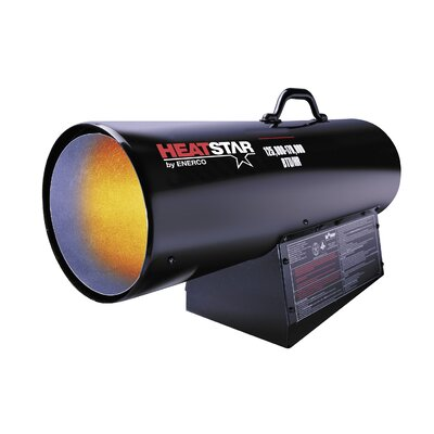 Heatstar 125,000-170,000 BTU Forced Air  Propane Space Heater