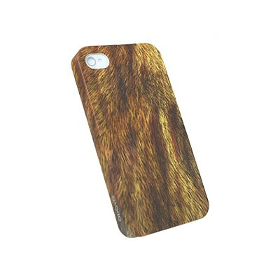 Odoyo Lion Wild Animal Protective Case for iPhone 4/4S