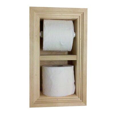 Toilet Paper Magazine Rack