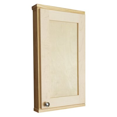 Shaker Series 15 X 25 5 Surface Mount Medicine Cabinet