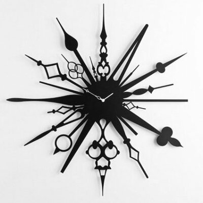 Diamantini & Domeniconi Millelancette Wall Clock