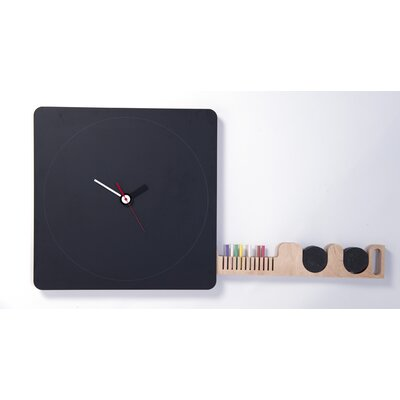 Blackboard Wall Clock