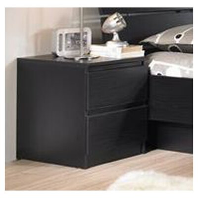 <strong>Tvilum</strong> Scottsdale 2 Drawer Nightstand