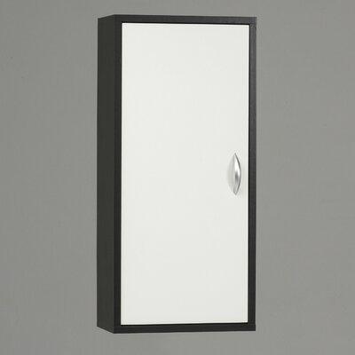 "Tvilum Oceana 12.75"" x 27.5"" Surface Mount Medicine Cabinet"