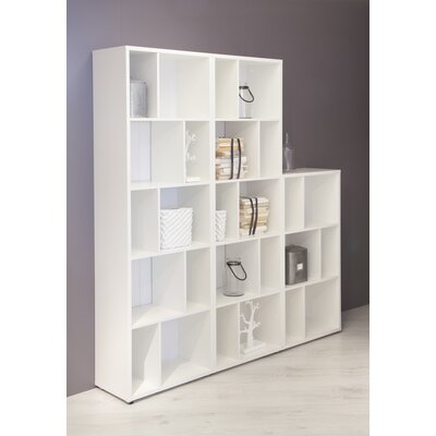 Tvilum Twist Tall Bookcase