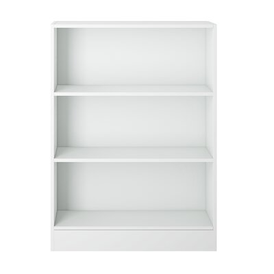 Tvilum Element Short Wide Bookcase
