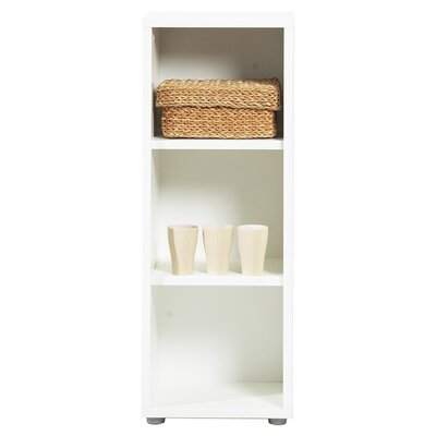"Tvilum Fairfax Short Narrow 48"" Bookcase"